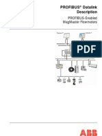 ABB MagMaster Profibus