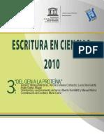 3. Del Gen a La Proteina