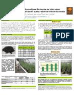 2013 Poster Efectos de Dos Tipos de Biochar de Pino Sobre