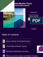 Global Muslim Travel A $126 billion Market!