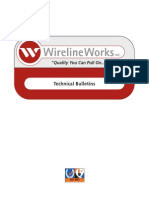 Wireline Works Tech-Bulletins