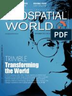 Geospatial World September 2013