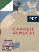 Caprele Irinucai - Ion Creanga (Colectia Traista Cu Povesti)
