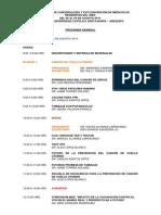 Programa Cientifico General