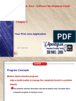 Complete Java Software Development Guide- Chapter 2
