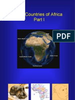 Countries of Africa - Part I