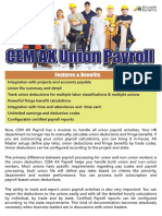 CEM AX Union Payroll Brochure