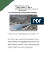 Resumen Del Libro Centrales Hidroelectricas