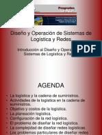 Diseño y Operación Logistica y Redes