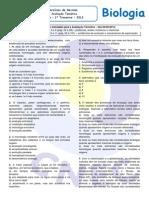 Exercicios de Revisao 2a Avaliacao Tematica 1o Colegial