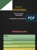 Refreshing Pioderma