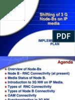 3g Node b on Ip Media