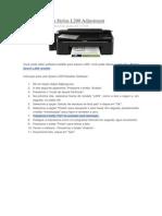 Programa Epson Stylus L200 Adjustment
