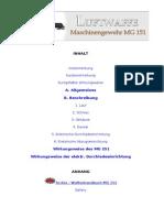 Maschinengewehr MG 151