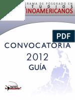 Guía Para Protocolo de Doctorado FFyL