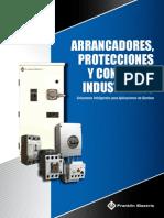 Arrancadores Protecciones y Controles Industriales