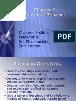Chapter6 Consumer Behavior