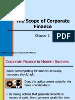Corporate Fin