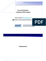 W13C - Fire and Explosion(5) - Explosion Risk Analysis