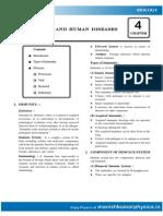 04. Immunity & Human Diseases