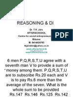 27 June Reasoning & DI