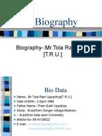 Biography tru
