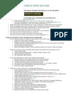 WINEWISE-Energy Efiiciencies Checklist