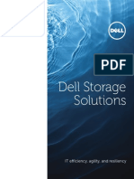 Dell Storage Portfolio Brochure 0612