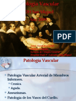 Clase UDH Patologia Vascular