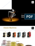 Nespresso Machines Presentation14