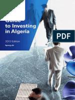 Kpmg - Investir 2013_anglais