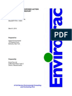 03092014 Post-Class C-2 Response Action Outcome Status Report for former Lia Honda facility MassDEP RTN 1-16091