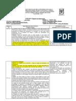 Formato de Registro de La Clase de Español.
