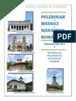 Ghidul Pelerinaje La Biserici Si Manastiri Din Romania