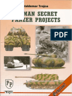 [Model Hobby] German Secret Panzer Projects - Trojca