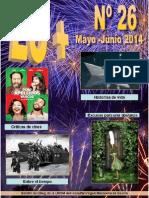 LO+DESTACADO Nº 26 Mayo junio 2014. Blog URSM Hospital Macarena