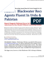 Black Water Ahmed Qureshi
