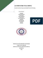 Tugas Industri Teaching Parameter Kritis Tablet