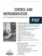 Boiler Control and Instrumentation