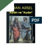 İlhan Arsel - Aydın ve 'Aydın'