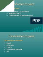 3D Hydro Mechanical (Gates)