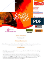Lifeline Corporate Presentation JAN 2014 %282%29