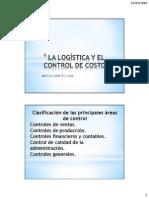6. La Logística y El Control de Costos