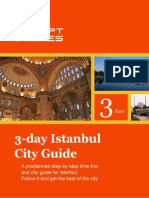 3-Day Istanbul PromptGuide v1.0