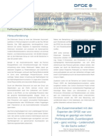 DFGE Case Study Draexlmaier
