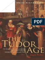 Jasper Ridley - A Brief History of the Tudor Age Rob