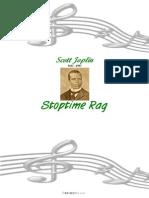 Scott Joplin - Stoptime rag.pdf