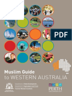 Muslims Guide to Western Australia
