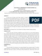 3. Nano-ijna-study of Nonlinear Optical -Muralikrishna Molli