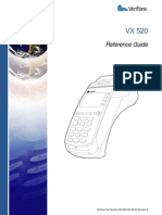 VX 520 Reference Guide